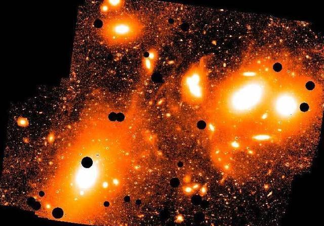 在检查其紫外光谱时,科学家Beers和他的团队检测到几个以前从未在这样的恒星上看到过的元素