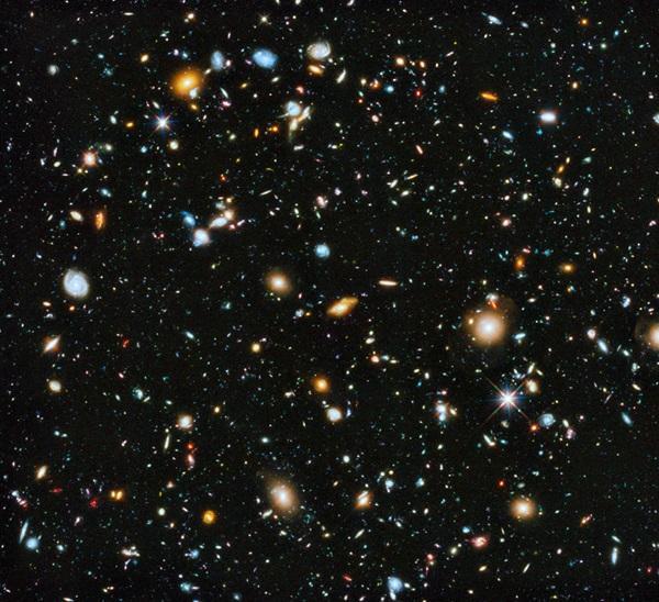 宇宙星系数量超出我们预期十倍以上