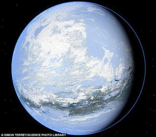 """""""地球摆动""""致冰川松动融化 终结远古冰期"""