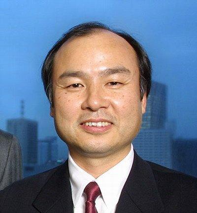 软银集团董事长兼总裁孙正义