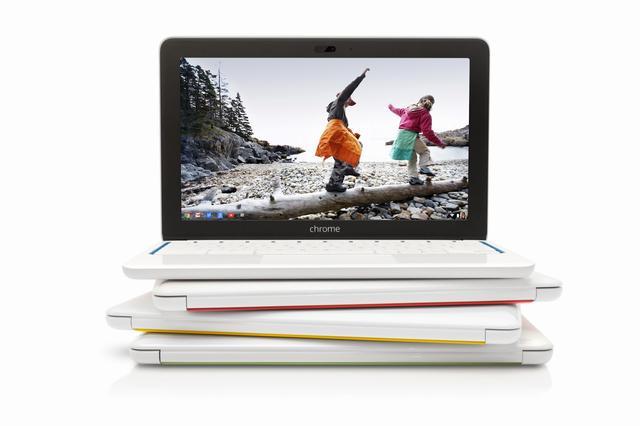 Chromebook笔记本火了 谷歌未赚一个铜板