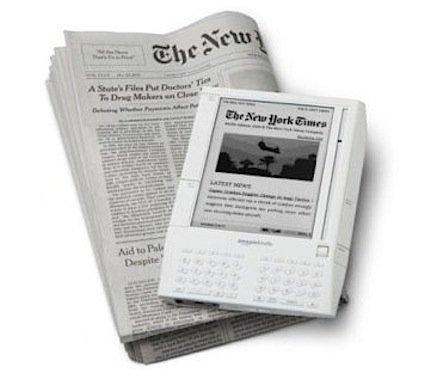 沃尔玛宣布将终止销售亚马逊Kindle系列产品(腾讯科技配图)