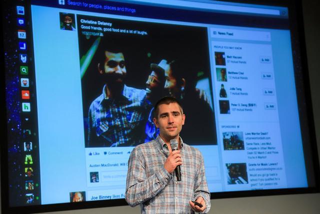 Facebook想要直接转发媒体网站的新闻