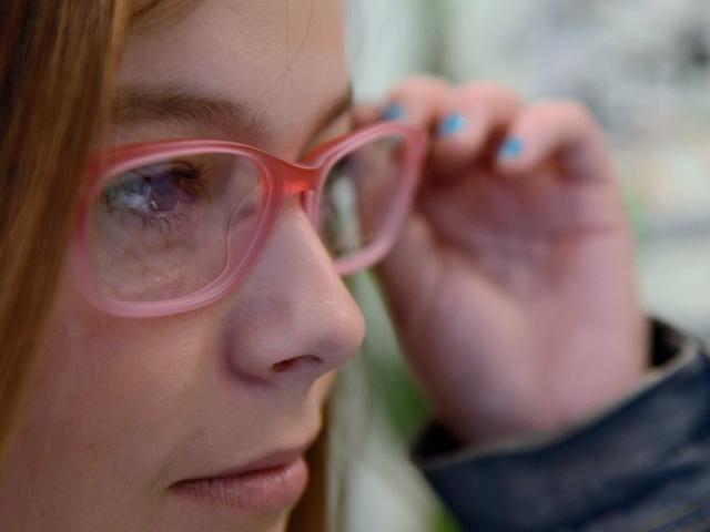 这个奇特装置让你不用戴眼镜也能有完美视力