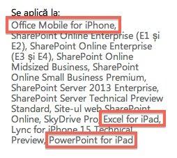 法国官网文档信息证实微软正开发iOS版Office
