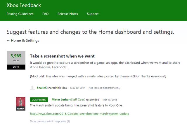 微软听取和回应社区建议