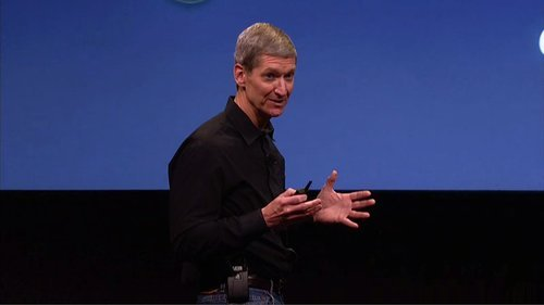 苹果COO蒂姆·库克:乔布斯最佳代班人(图)