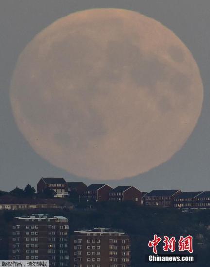 天文学家警告:月球将撞上地球 不过在650亿年后