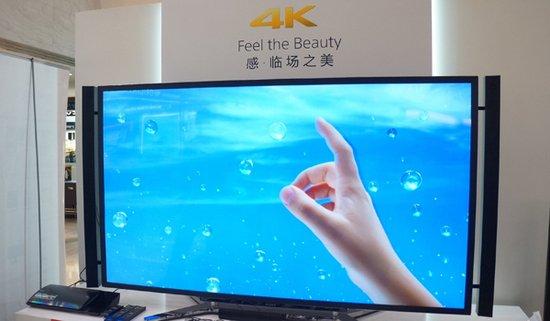 传日本将在2014年7月首推4K电视广播服务