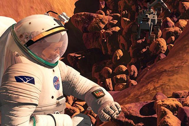 """美国宇航局:登陆火星需""""三步走"""""""
