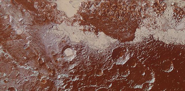 飞过冥王星8个月后 科学家都发现了什么?