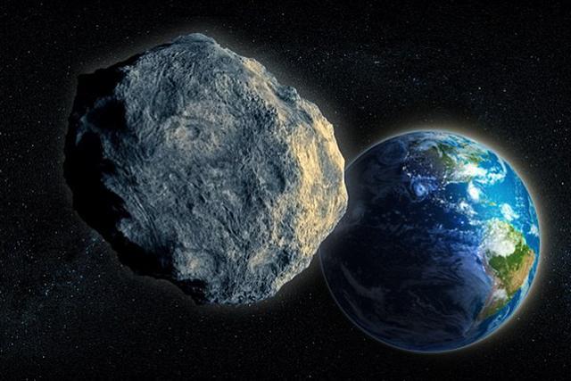 美国宇航局发现一颗小行星将从地球附近掠过