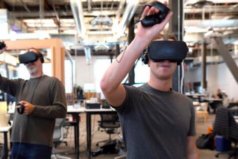 Facebook研发脑机接口技术 读心术将不再是梦