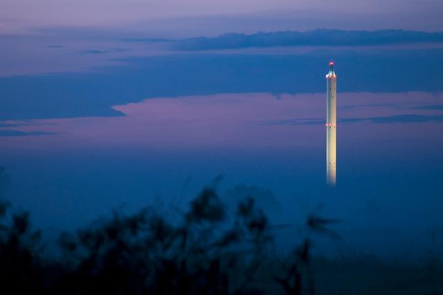 除了科学研究功能,德国Bremen落塔也是一道亮丽的风景线