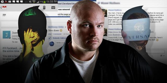Facebook的阴暗面:谎言、盗窃和一夜暴富