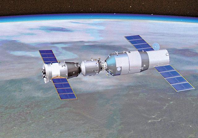 天宫二号或将于2016年发射:对接货运飞船