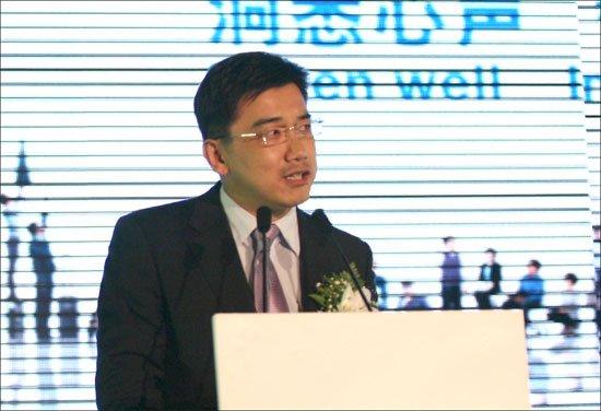 央视主持人马洪涛:腾讯智慧峰会非常务实