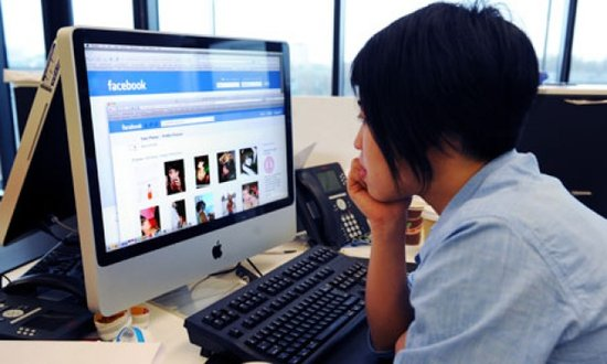 Facebook股价逼近38美元首次公开招股发行价