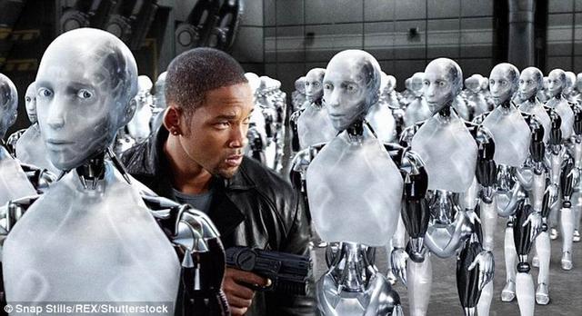 人工智能机器人的数量未来可能超越人类