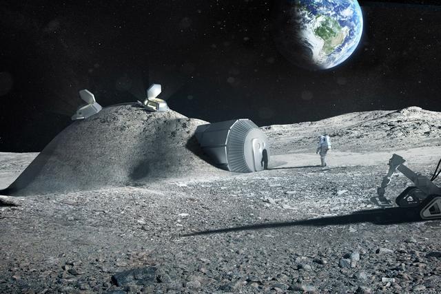 """太空掘金将产生世界首位""""万亿富翁"""""""