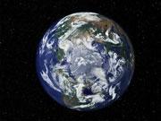 冰川融化将导致地球旋转减速和白天时间延长
