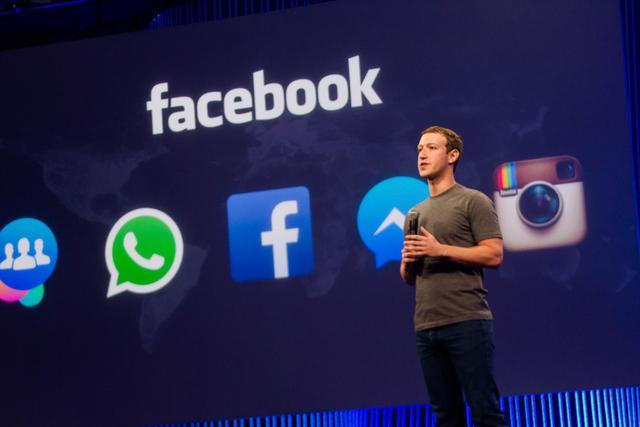 今晚开幕的Facebook