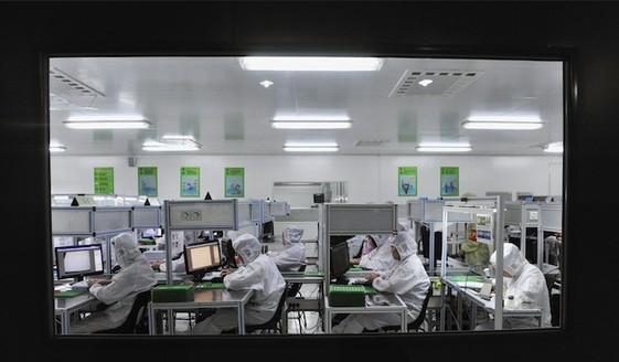 强大的中国依然缺少一个全球科技品牌