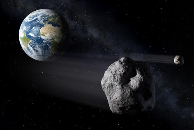 科学家发现中等质量小行星撞击将带来冰期