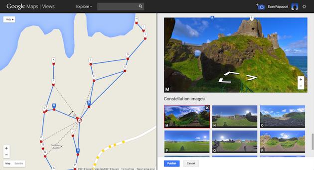 谷歌地图更新:用户可创造自己的街景