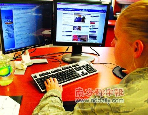 美军打造网络战特种部队
