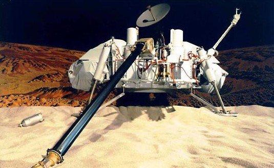 美国宇航局或在36年前已发现火星细菌代谢