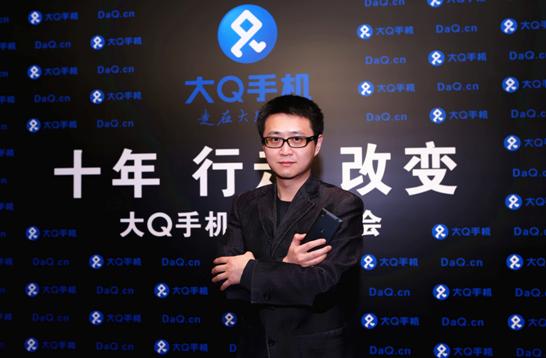 买卖宝CEO张小玮:腾讯与联发科为何投资我们