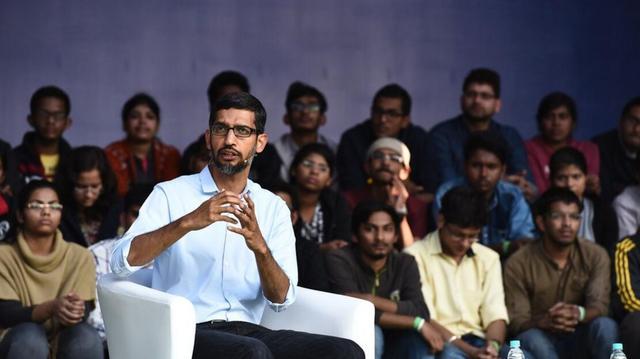 谷歌CEO皮查伊:下一波廉价智能机仅售30美元