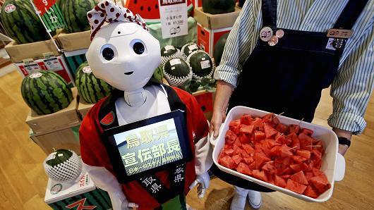 市场研究机构:2020年1/10美国家庭将有机器人