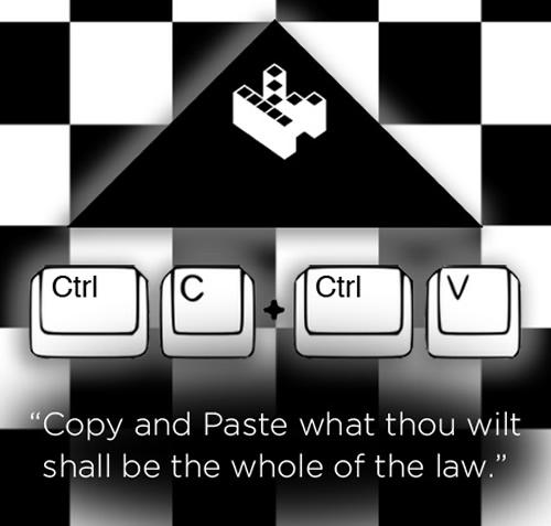 Kopimism教会获政府承认 文件分享如宗教神圣