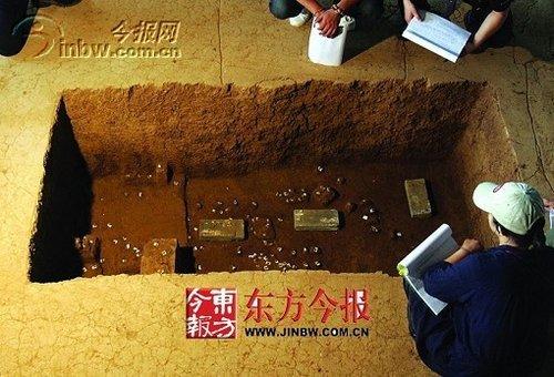 曹操高陵1号墓今日发掘 央视将直播全过程