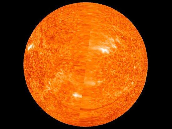 NASA拍摄太阳神秘背面图像及360度全景照片