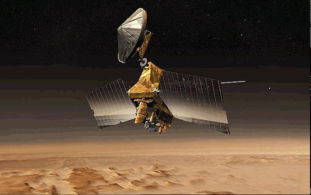 美宇航局确认火星表面存在流动的液态水