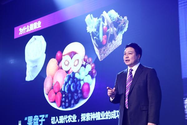 佳沃总裁陈绍鹏:食物品牌化是佳沃的机会