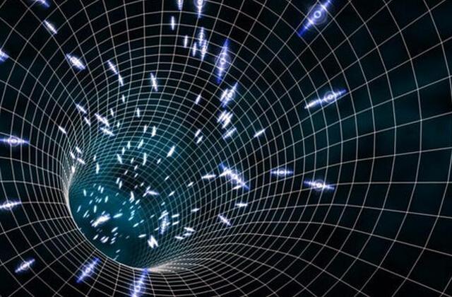 美日科学家发现时空可能来自量子纠缠