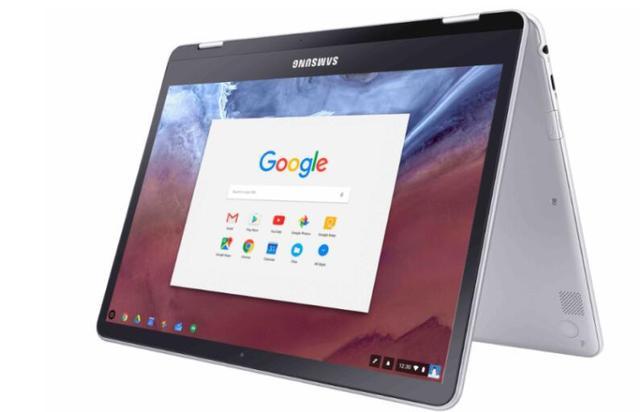 三星新款Chromebook支持触控笔和Android应用