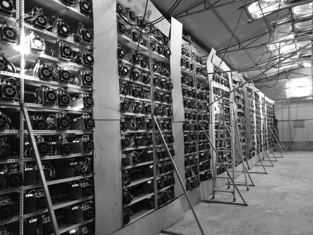 """比特币挖矿赚钱并不容易 5800台""""矿机""""一天电费6720元"""