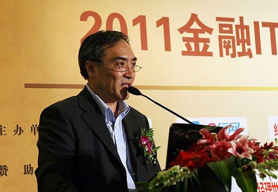 软通动力集团执行副总裁彭强