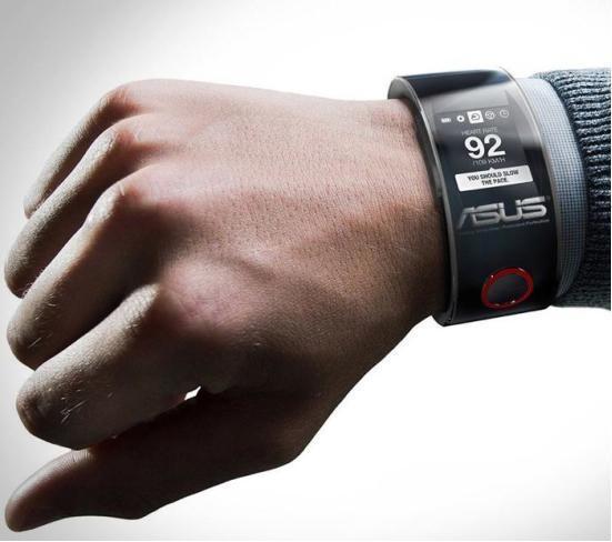 """华硕CEO:我们的智能手表将是""""英雄级""""产品"""