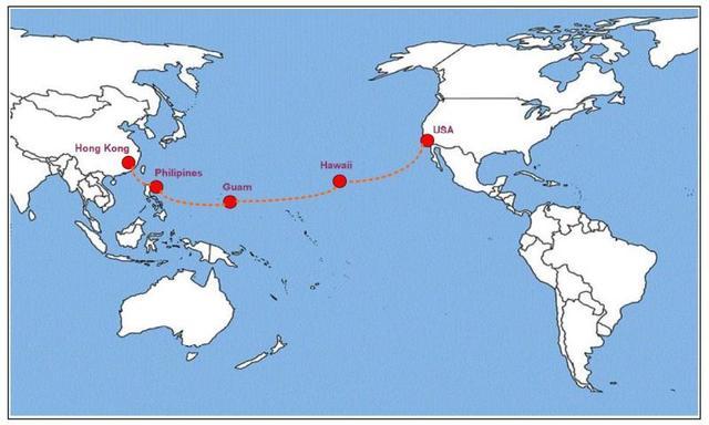 联通开通第一条跨太平洋100G电路 国际网络延时将减少