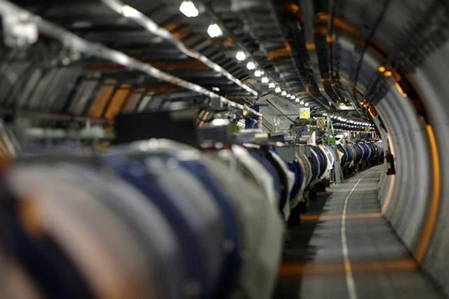 上帝粒子之后 欧洲大型强子对撞机还能有发现新吗?