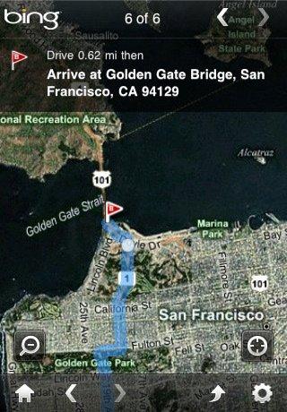 Bing iPhone应用增加社交搜索和手机扫描功能
