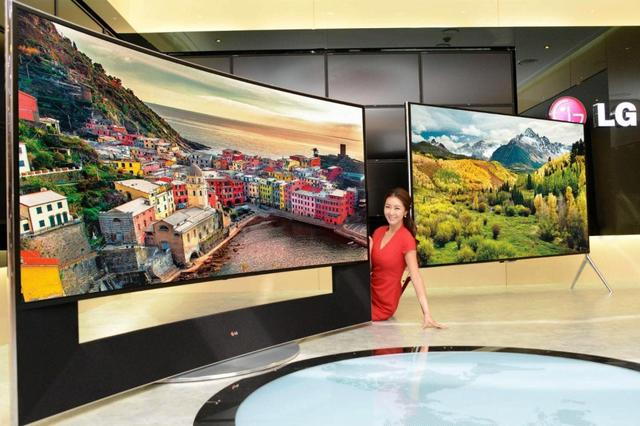 LG电子第一季度净利大幅提升 受益电视业务