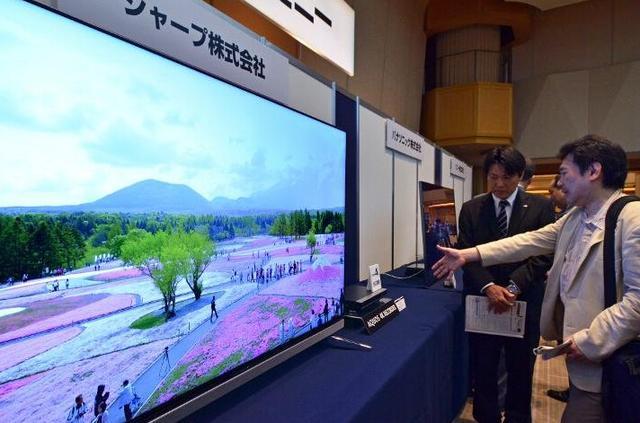 日本周一开始试播送4K卫视节目 全球尚属首创