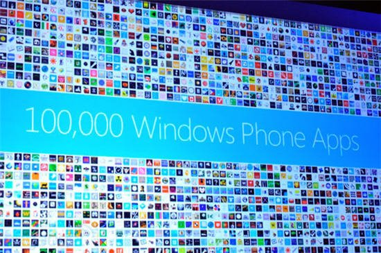 分析称微软WP8或难在移动平台大战中脱颖而出